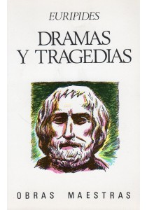 DRAMAS Y TRAGEDIAS, Eurípides