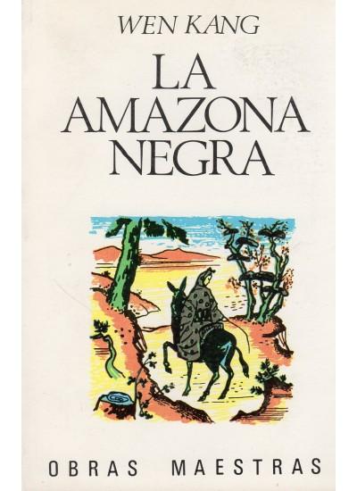 LA AMAZONA NEGRA - Libro - Ediciones Omega