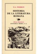 HISTORIA DE LA LITERATURA ROMANA