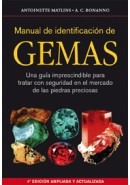 MANUAL DE IDENTIFICACI&Oacute;N DE GEMAS