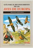 GUA PARA EL RECONOCIMIENTO DE LAS AVES DE EUROPA