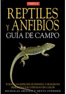 REPTILES Y ANFIBIOS GUÍA DE CAMPO