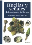 HUELLAS Y SEALES DE LOS ANIMALES DE EUROPA