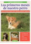 LOS PRIMEROS MESES DE NUESTRO PERRO