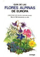 GU&Iacute;A DE LAS FLORES ALPINAS DE EUROPA