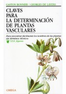 CLAVES PARA LA DETERMINACI&Oacute;N DE PLANTAS VASCULARES