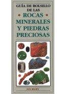 GUA DE BOLSILLO DE LAS ROCAS, MINERALES Y PIEDRAS PRECIOSAS
