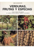 VERDURAS, FRUTAS Y ESPECIAS