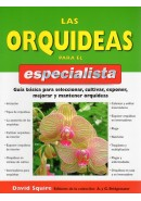 LAS ORQU&Iacute;DEAS PARA EL ESPECIALISTA